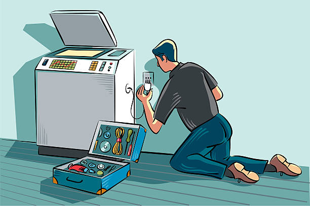 Industrial Copy Machine Repair & Services