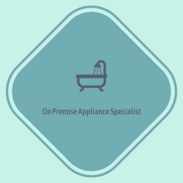 On Premise Appliance Specialist Tampa, FL 33602